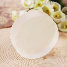 Natural active enzyme crystal soap body whitening soap private parts perineum pink Dilute the areola labia Removing melanin(China (Mainland))