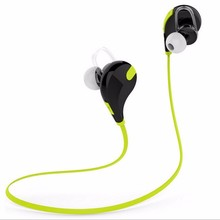 New Bluetooth V4.1 Wireless HD Earphones  Sports Ergonomic In Ear Earphone With Mic For iPhone For Samsung Sweatproof Earbuds(China (Mainland))
