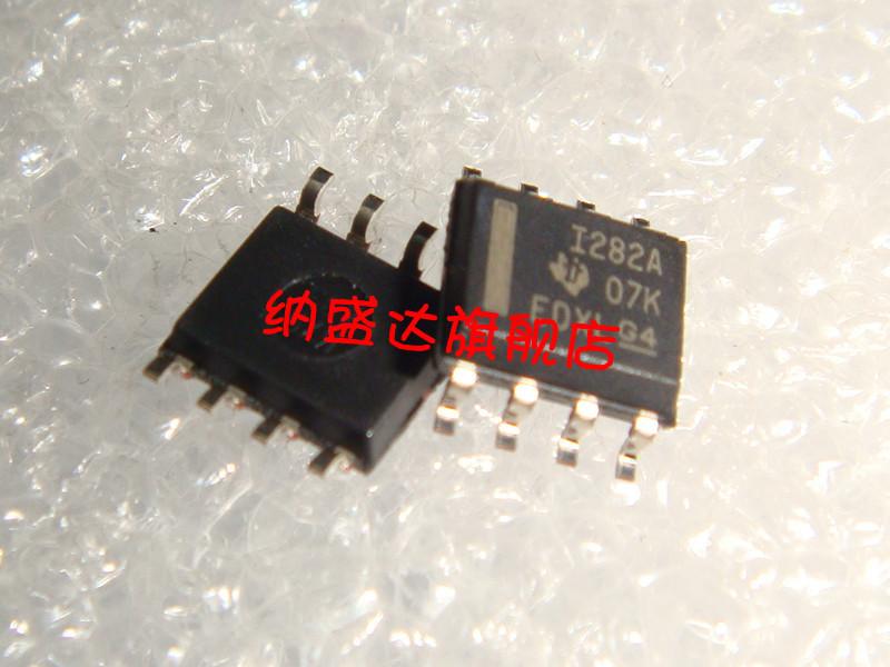 [BELLA] 100% new original INA282AIDR current regulator SOP8-10pcs/lot(China (Mainland))