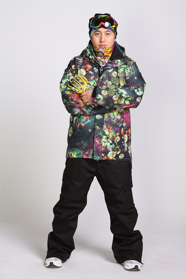Free Shipping, NEW ARRIVE originalRIPZON-E1 winter ski jacket for men,skiing jacket,snowboarding jacket and coat,waterproof(China (Mainland))