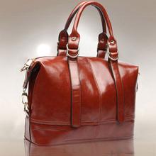 2015 New Fashion Women s Bags High Quality Leather Handbags Famous Brand Designer Shoulder Bag Women