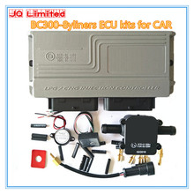 Latest Version 11.3 BC300 ECU kits for 6 cylinder LPG CNG conversion kit for cars stable and durable(China (Mainland))