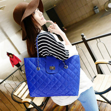 2015 Sale Handbags Elegant Bag New Arrival Woman Handbag Leather Link Chain Shoulder Diagonal Cute Bolso