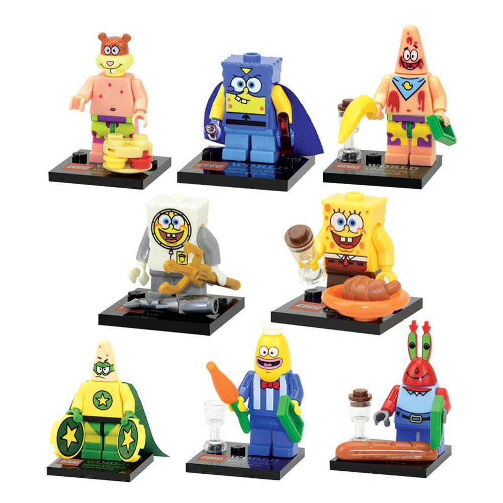 Лего minifigures 1500 spiele - 0fbd6
