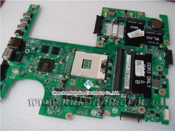 4DKNR 04DKNR 31FM9MB0060 main board for dell 1558 laptop motherboard DDR3 ATI HD 5470 100% tested
