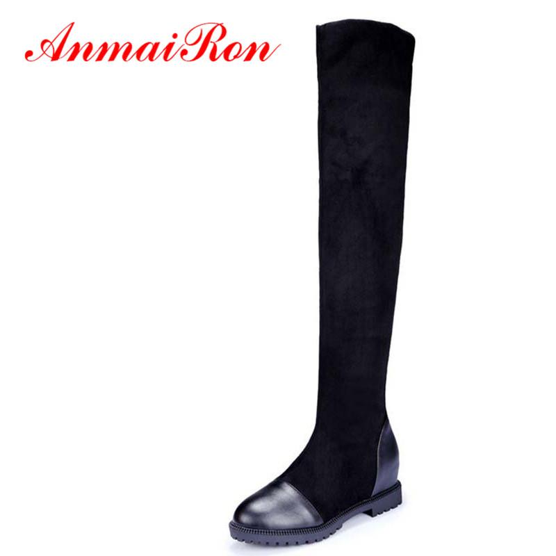 Cheap Womens Black Boots Yu Boots