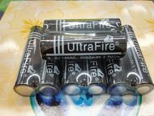 3.7 В аккумуляторная батарея 6000 мАч 18650 литий-ионный аккумулятор для фонарик для UltraFire