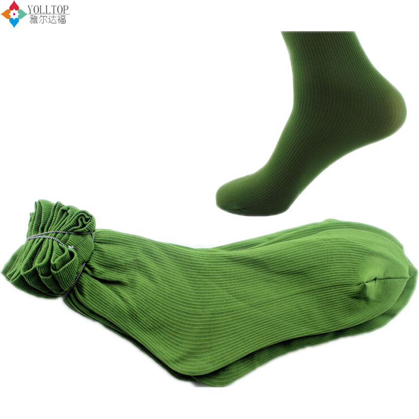 Army green silk stockings Military filar men socks Army sock Wet absorption gas 2016 men Spring summer Against stench(China (Mainland))