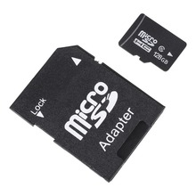 Buy 128GB Micro Cards SDHC MicroSD TF Flash Cards Memory Card SD Adapter Android Phones for $39.08 in AliExpress store