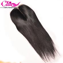 Malaysian Straight Closure Human Hair Closure Lace Closure Cheap Malaysian Closure Middle Part Free Part 8-20 DHL Free Shipping(China (Mainland))