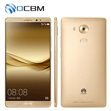 Original In Stock Huawei Mate 8 Octa Core 3/4GB RAM 32/64/128GB ROM 6.0″ HD Android 6.0 16MP Fingerprint ID 4G LTE Mobile Phone