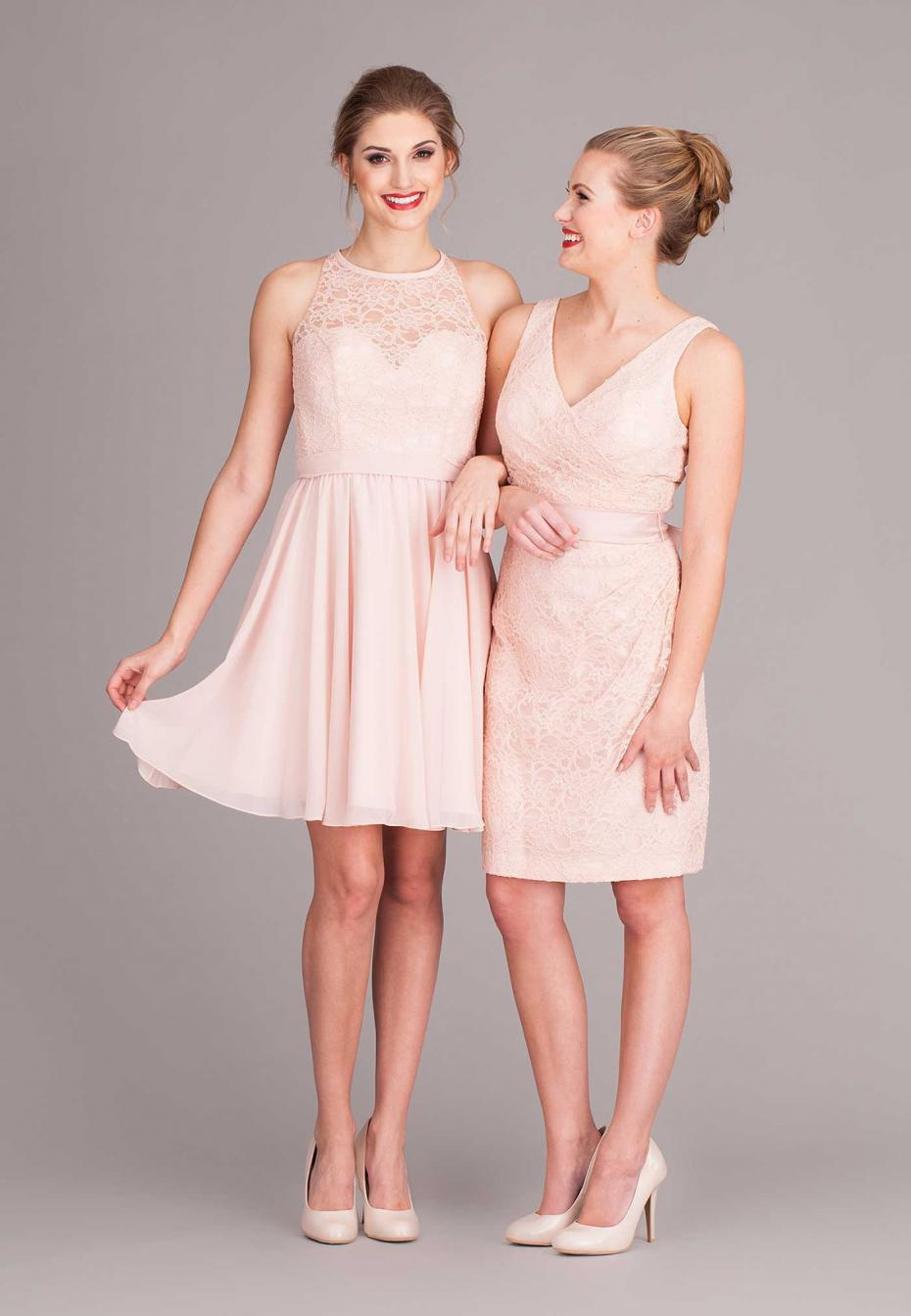 Pink formal dresses for juniors reviews online shopping for Brand name wedding dresses