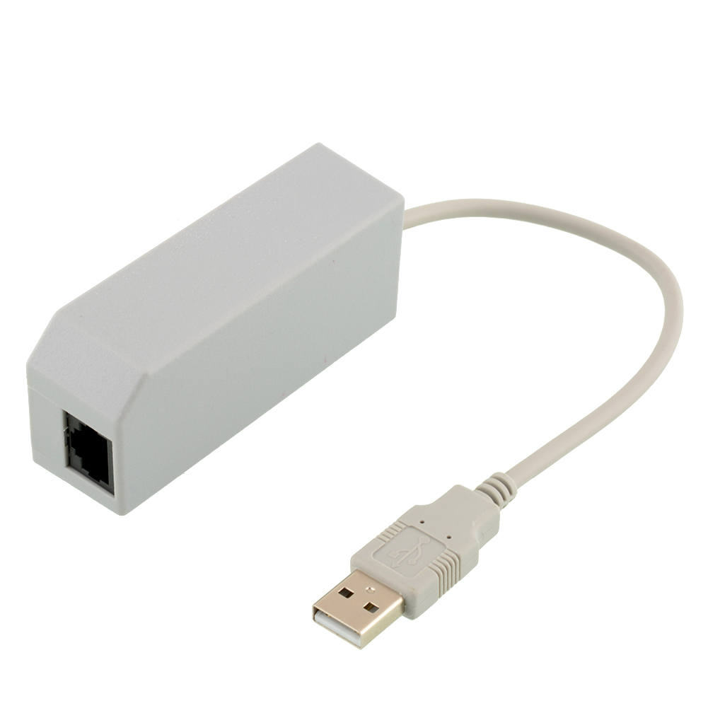 USB Internet Ethernet LAN Network Card Wired Adapter Fast Connector For Nintendo Gaming Wii Console(China (Mainland))