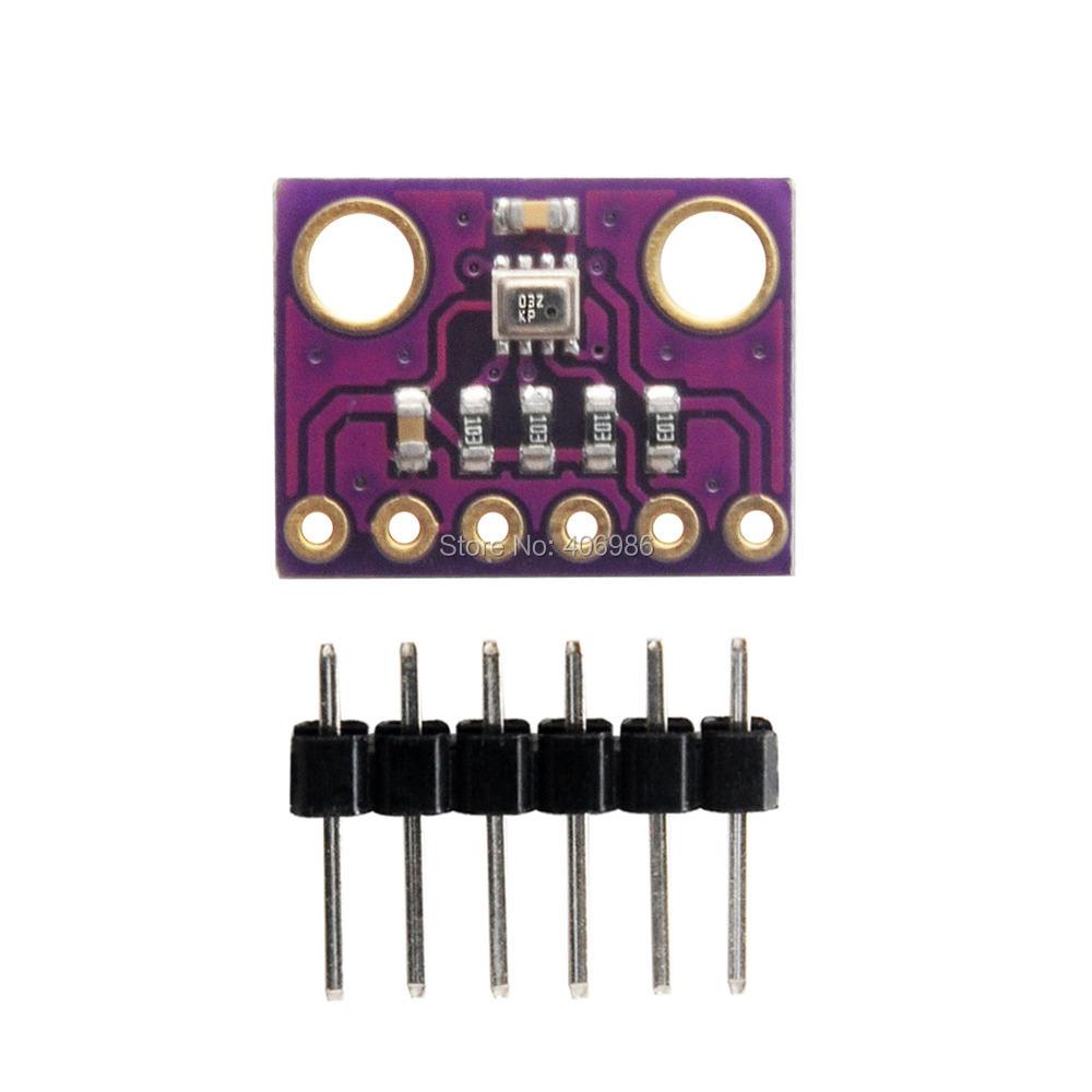 Гаджет  GY-BME280-3.3 High Precision Atmospheric Pressure Sensor Module for Arduino None Электронные компоненты и материалы
