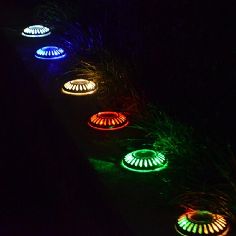 Landscape Lighting Garden Waterproof outdoor solar lights LED festival lanterns hanging China celebration lamp 7colors