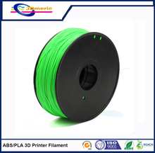 1.75mm green ABS 3D Printer Filament – 1kg Spool (2.2 lbs) – Dimensional Accuracy +/- 0.05mm