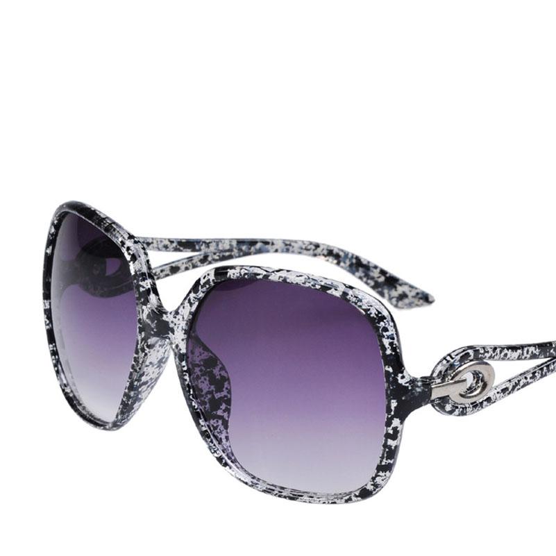 Oversized Women Sunglasses Hollow Out Eyeglasses Fashion Uv400 Brand Designer Oculos Gafas Lentes De Sol Female Sun Glasses(China (Mainland))