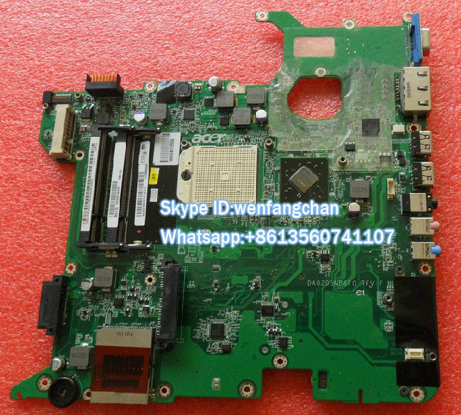 integrated laptop motherboard  for  4530  MB.ARE06.001 MBARE06001 DA0Z05MB6F0<br><br>Aliexpress