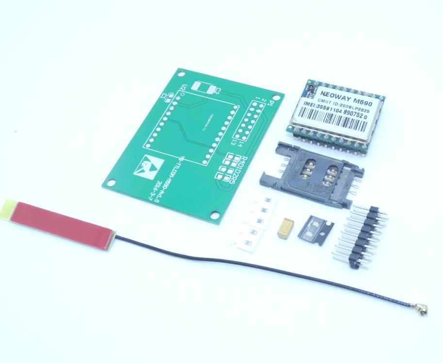 GPRS/GSM SIM900 Shield para Arduino - altronicscl