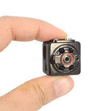 Sport Mini Camera Camcorder SQ8 HD DV Webcam Mega Pixels 1080P x 720P 8 Pin USB AVI Digital Cam Infrared Night Video Recorder(China (Mainland))
