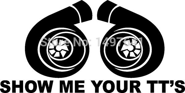 20 pcs lot show me your tt 39 s stance sticker funny jdm car rear windshield truck bumper laptop. Black Bedroom Furniture Sets. Home Design Ideas