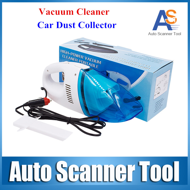 Top Rated Car Dust Collector Cleaning Dry Wet Amphibious Easy to Operate By One Fingertip Car Vacuum Cleaner Portable Handheld(China (Mainland))