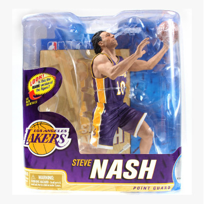Nash Deron Michael Williams Kyrie Irving Basketball Player 6 inch PVC Action Figure Model Toys Gift Collection(China (Mainland))