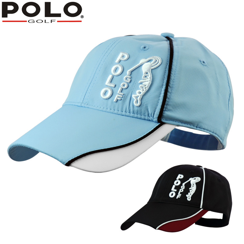Popular golf bucket hats men buy cheap golf bucket hats for Polo fishing hat