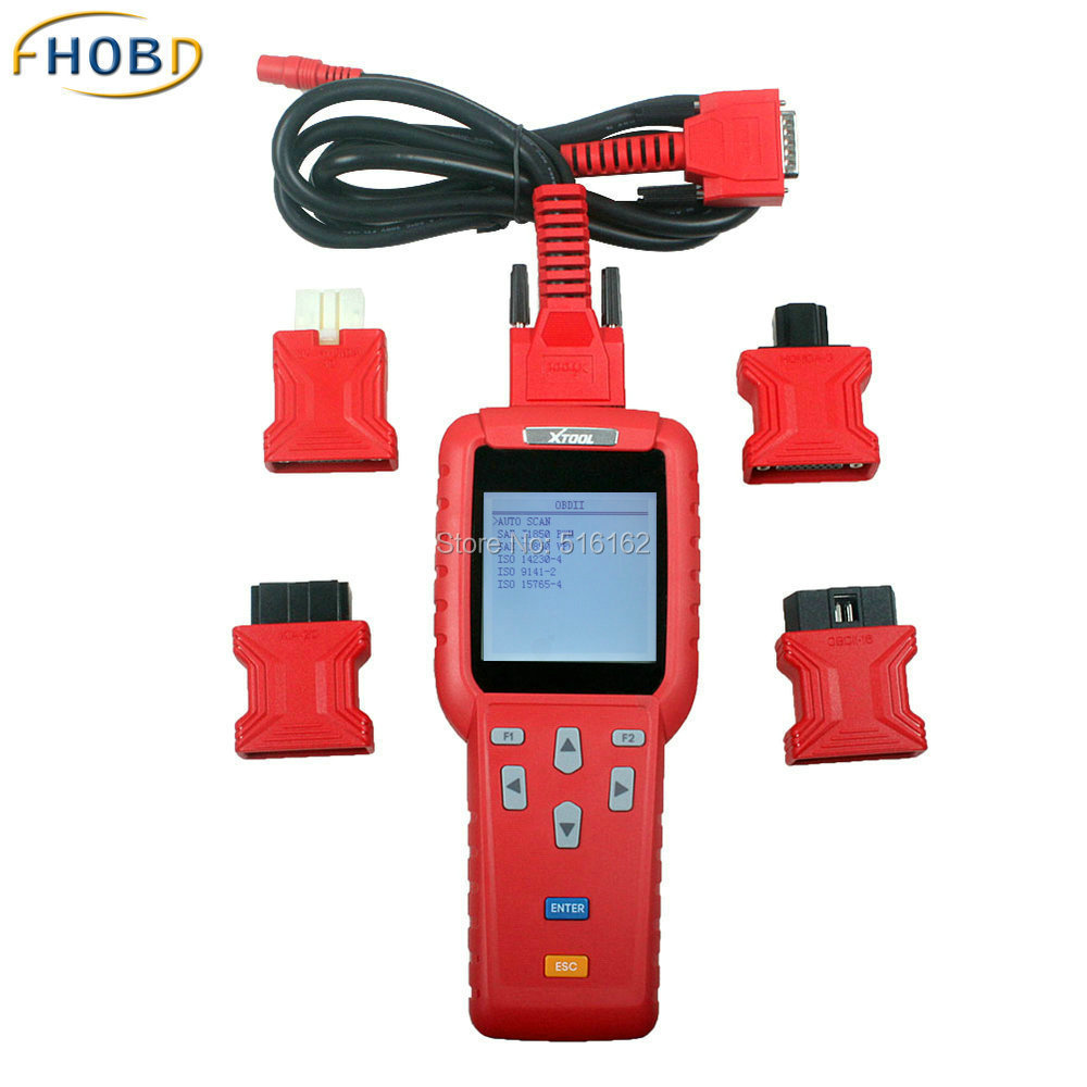 XTool X100 X-100 Pro Auto Key Programmer Remote Control Programming with Odometer Correction OBD2 Tool(China (Mainland))