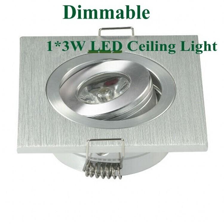 Hi-Worth Mini led downlight 1W mini led cabinet light AC85-265V Mini led lamp white or warm white RoHS CE(China (Mainland))