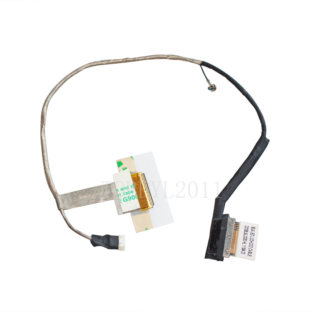LCD LED LVDS VIDEO SCREEN CABLE FOR TOSHIBA L655 L655D DD0BL6TH000(China (Mainland))