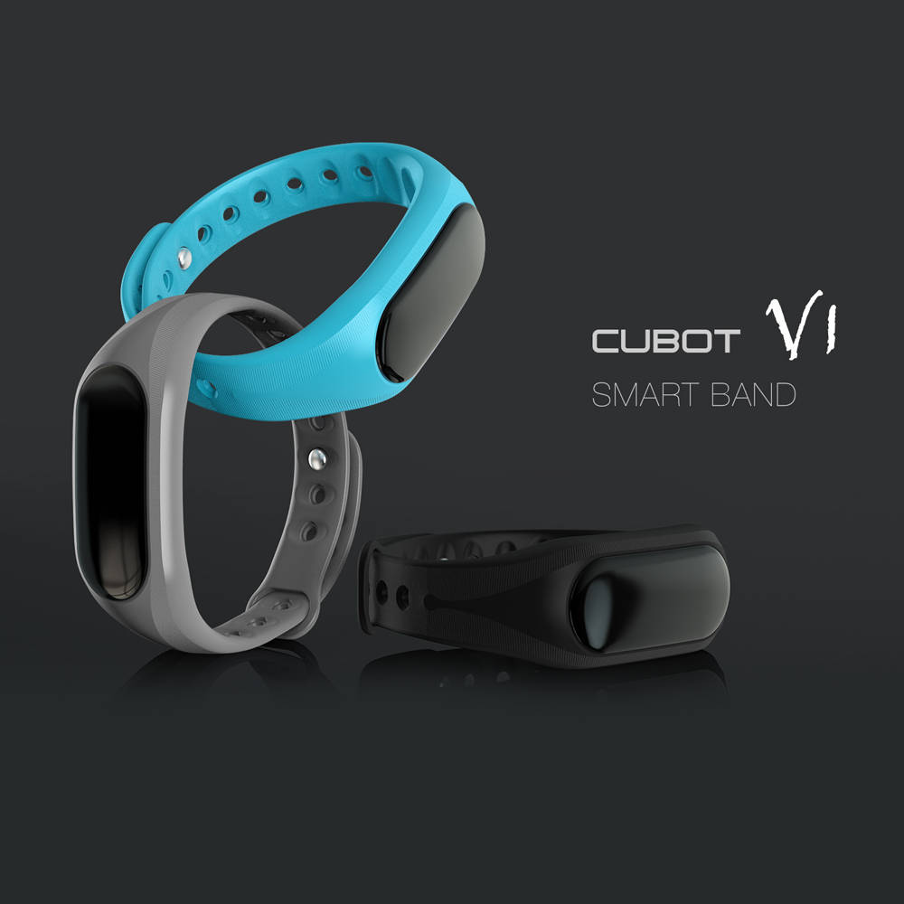 """CUBOT V1 Bluetooth Smartband With 0.88"""" OLED Touch Screen Pedometer Sleep Tracker Call Reminder Cubot Smart Watch Phone Android(China (Mainland))"""