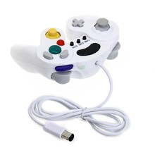2016 Hot Sale Game consoles Wired Vibration Shock Game Controller Joypad Joystick for PC & Laptop for Nintendo Wii