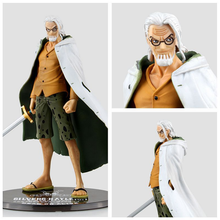 Buy Anime One Piece Figure Silvers Rayleigh Gol D Roger Monkey D Luffy Figure Figuarts Zero 17CM PVC Action Figure Heroes Model hot for $14.53 in AliExpress store