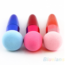 Colorful Makeup Brushes Set Liquid Cream Foundation Sponge Brush Cosmetic Puff