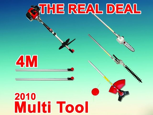 Multifunctional 43cc Brush Cutter