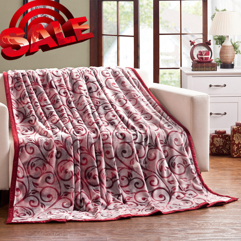 feather mink blankets totoro life comfort fabric bape blanket for a sofa and a bed of flannel fabric(China (Mainland))