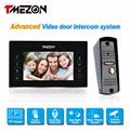 Tmezon 7 TFT Color Monitor 1200TVL Camera Video Door Phone Intercom Security Speaker System Waterproof IR