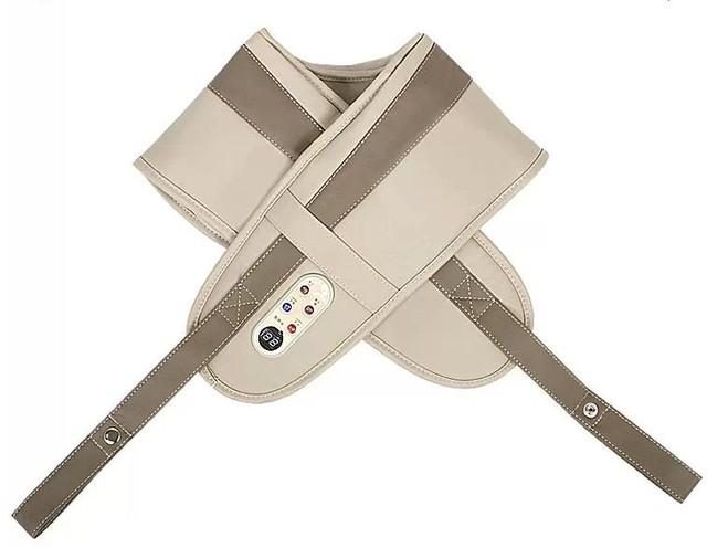 One massage cape neck and shoulder massage device spine massage cervical vertebra massage