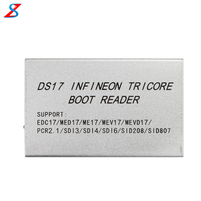 2015 Best ECU Programming Tool DS17 Infineon Tricore Boot Reader DS17 Bootmode Access EPROM Memory of ECU Over BDM System(China (Mainland))