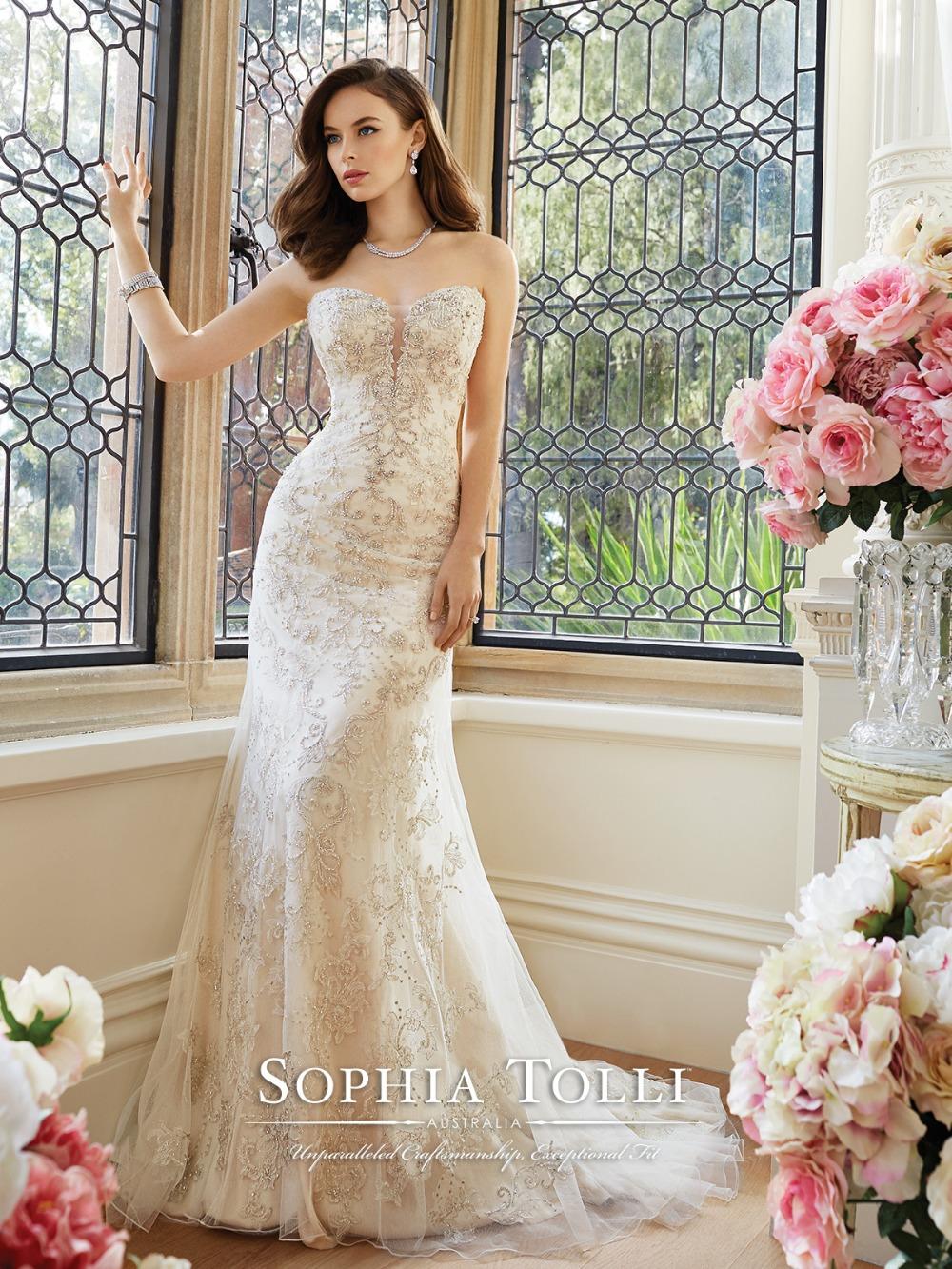 online buy whole glamorous wedding dress designs from r tic design glamorous lace beaded bridal gown organza sexy crystal mermaid wedding dress 2016 vestido de
