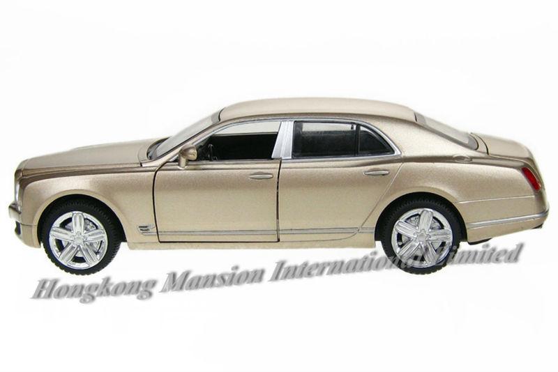 132 Car Model For Bentley Mulsanne (5)