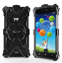 Lenovo S90 case Original Design Armor Heavy Dust Metal Aluminum THOR IRONMAN protect phone bags case cover for Lenovo S90 case