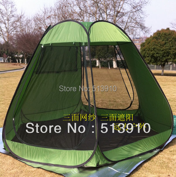 Фотография 5-10PERSONS LARGE ROOM PARTY TENT/POP UP TENT/GARDEN TENT only the inner tent