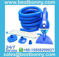 swimming pool cleaning kit jet vacuum cleaner for above ground pools Factory Supply