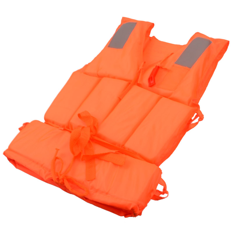 Adult Lightweight Prevention Flood Fishing Rafting Drift Foam Swimming Life Jacket Vest Flotation Device zwemvest Wholesale_P(China (Mainland))