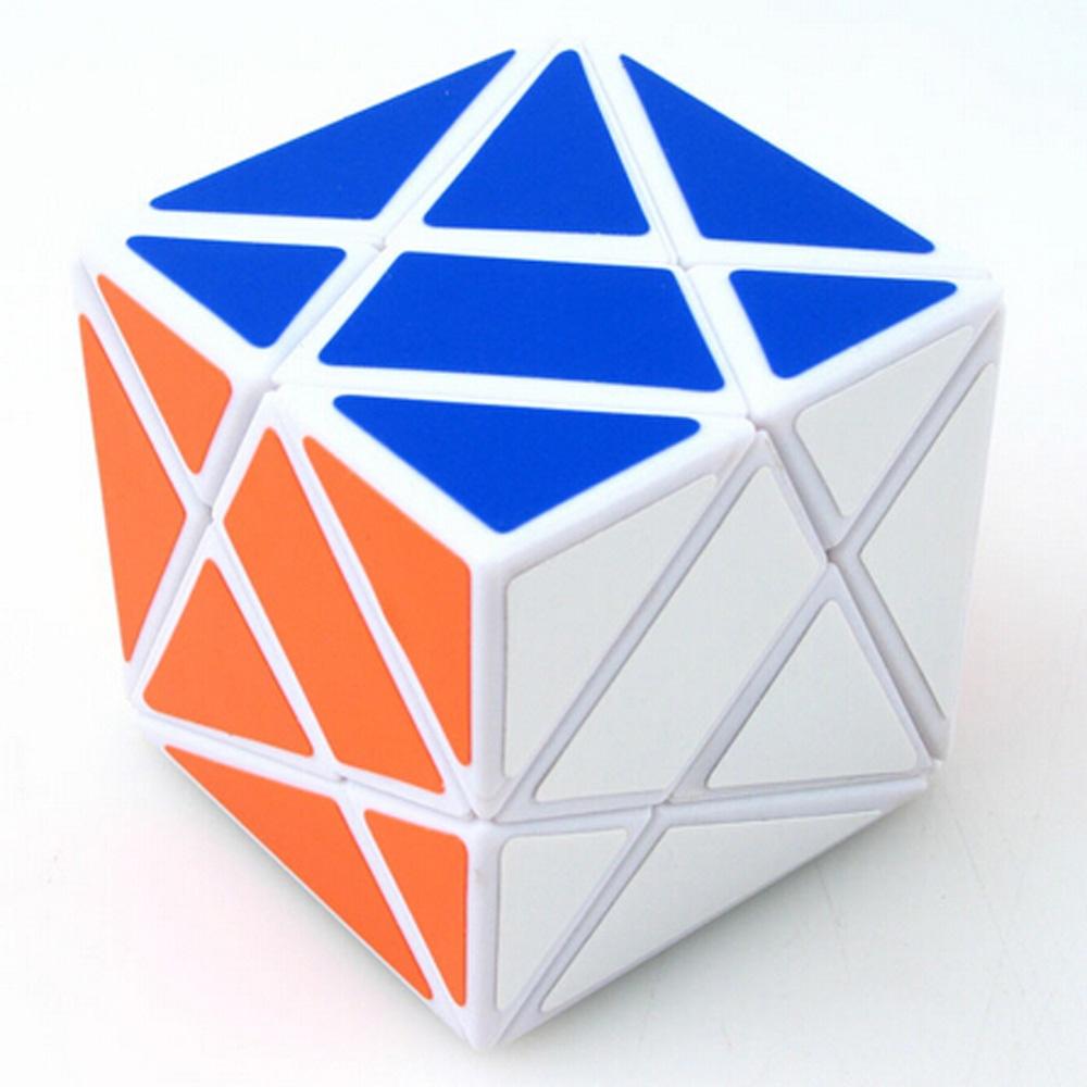 YongJun YJ Angled Type Magic Cube Smooth Twist Toy(China (Mainland))