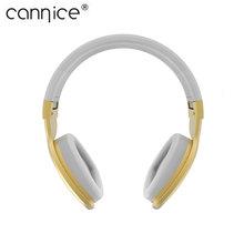 Buy Cannice H3 Pro DJ Headphones Studio Wired Wireless Headband Bluetooth 4.1 HIFI aptX Noise Cancelling 5 EQ mode settings for $57.99 in AliExpress store