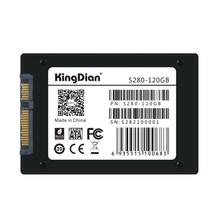 KingDian Factory Direct Quality Assurance SATA SATA3 internal SSD Hard Drive Solid State Disk SSD 120GB 128G (S280 120G)
