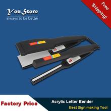 Acrylic Bender Channel Letter Bender 3D Luminous sign hot Bending Tool Arc/Angle Shape Bender(Hong Kong)